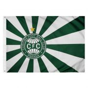 Bandeira Oficial do Coritiba 128 x 90 cm -  2 Panos