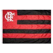 Bandeira Oficial do Flamengo 135 x 195 cm - 3 panos