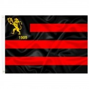 Bandeira Oficial do Sport 128 x 90 cm -  2 Panos