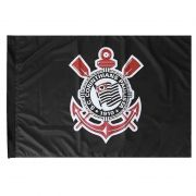 Bandeira Torcedor do Corinthians 96 x 68 cm