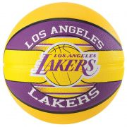 Bola de Basquete Spalding NBA Los Angeles Lakers