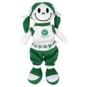 Boneca Mascote da Chapecoense - Torcida Baby 238B