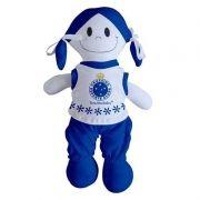 Boneca Mascote do Cruzeiro - Torcida Baby 238B