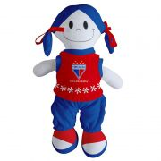 Boneca Mascote do Fortaleza - Torcida Baby 238B