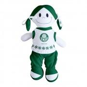 Boneca Mascote do Palmeiras - Torcida Baby 238B