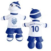 Boneco Junior do CSA - Torcida Baby 238A