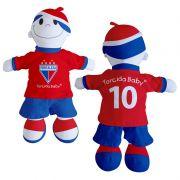 Boneco Junior do Fortaleza - Torcida Baby 238A