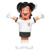 Boneco Mascote do Corinthians Branco