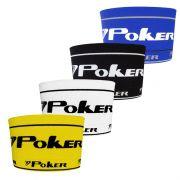 Braçadeira Elástica Faixa Capitão Poker  - 09701