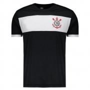 Camisa Corinthians Basic Preta