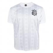 Camisa Corinthians Silver Logo Masculina