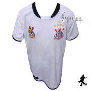 Camisa da Torcida Camisa 12 Infantil Branco - 230/B