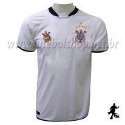 Camisa do Corinthians Camisa 12 Branco - 230/B