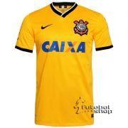 Camisa do Corinthians Oficial III Nike 2014 s/n - 588118
