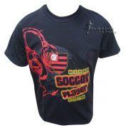 Camisa do Flamengo Infantil - Fone