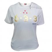 Camisa do São Paulo 6-3-3 Feminina - SP86059V