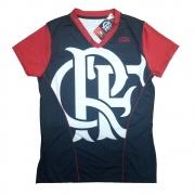 Camisa Feminina do Flamengo Olympikus FL86037V