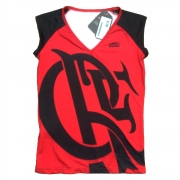 Camisa Feminina do Flamengo Olympikus FL86038V