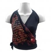 Camisa Feminina do Flamengo Unik