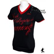 Camisa Feminina Sou Flamengo - FL86036V