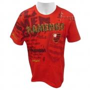 Camisa Infantil do Flamengo Braziline Kant
