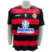 Camisa Infantil do Flamengo Olympikus 2010 - FL06002V