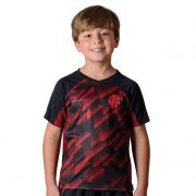 Camisa Infantil do Flamengo Upper