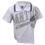Camisa Infantil do Santos Braziline Tric