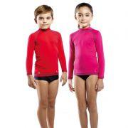 Camisa Infantil Lupo UV Protection UV50+ (UVA e UVB) 77014-001