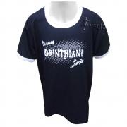 Camisa Infantil Sou Corinthiano de Coração - IT156A