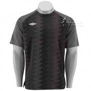 Camisa Masculina Umbro Orion Preta - U3251