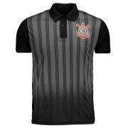 Camisa Polo do Corinthians Dark Side CO0118003