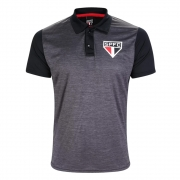Camisa Polo do São Paulo Mescla Masculina