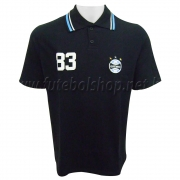 Camisa Polo Grêmio Luke - Piquet