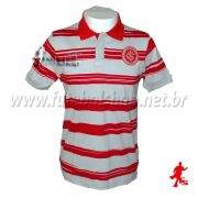 Camisa Polo Listrada do Internacional IN09004V