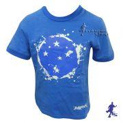 Camisa Reebok Cruzeiro Grafiteiro Infantil - CR06030V