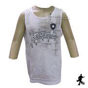 Camisa Regata do Botafogo Infantil - Pix