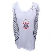 Camisa Regata do Corinthians Infantil - NEED