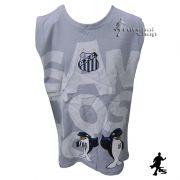Camisa  Regata do Santos Infantil - Dong