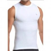 Camisa Regata Masculina Térmica Lupo I-Run - 70030 - Branco