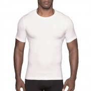 Camisa Térmica Masculina Manga Curta Lupo I-Power - Branca - 70040