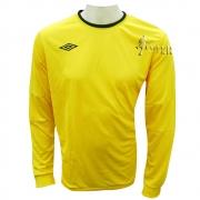 Camisa de Goleiro Umbro Volans Amarela - U3258