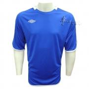 Camisa Umbro New Tulua Azul - U3040