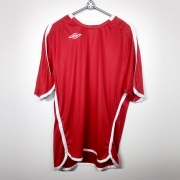 Camisa Umbro New Tulua Vermelha - U3040