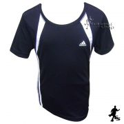 Camiseta Adidas Clima Girls Infantil - V36525