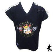 Camiseta Feminina da Camisa12 Infantil - 1012