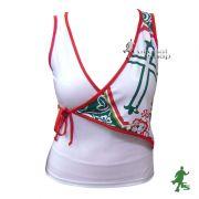 Camiseta Feminina do Portuguesa - Dupla 10