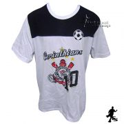 Camiseta Infantil do Corinthians modelo Set