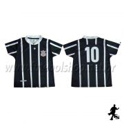 Camiseta Infantil do Corinthians Sublimado- 251S