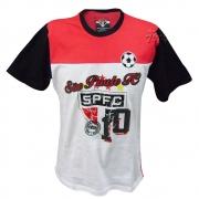Camiseta Infantil do São Paulo Braziline Set